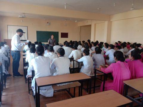 Student Nurses Association-mannat nursing academy
