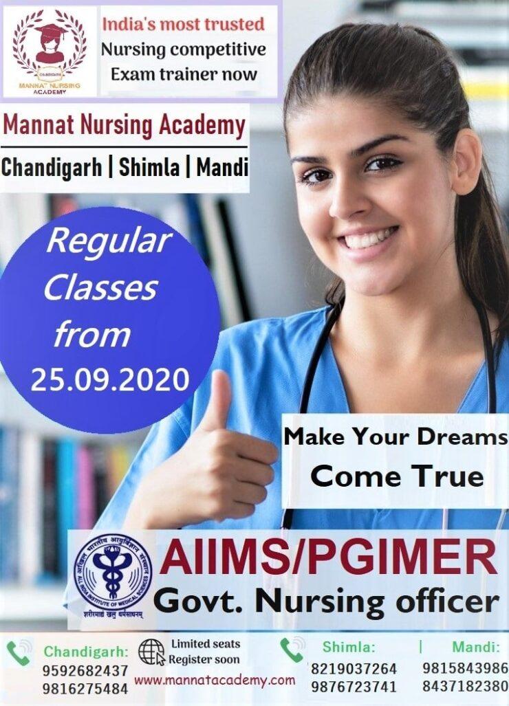 Regular Classes | Mannat Academy