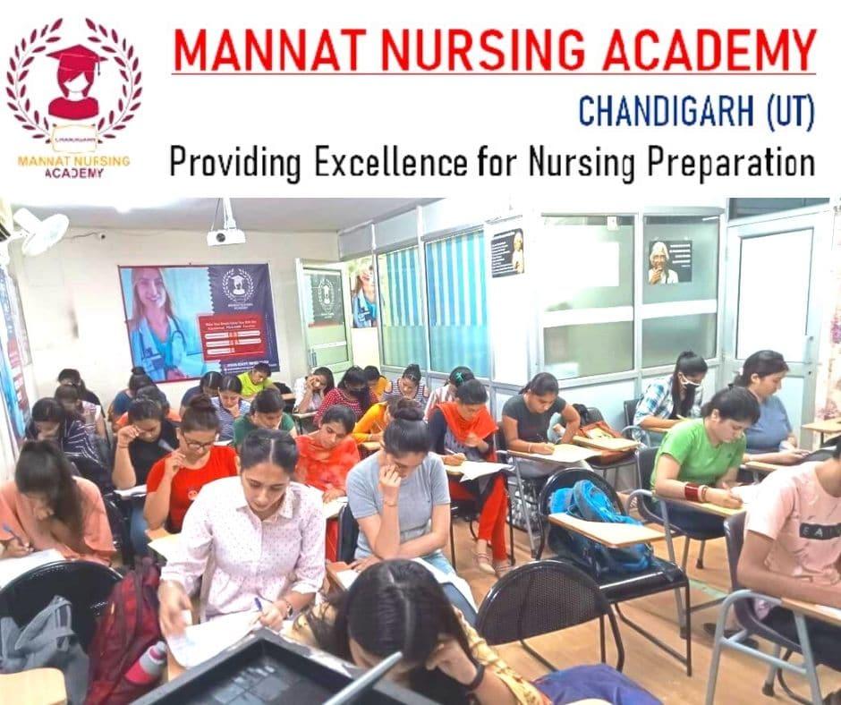 www.mannatacademy.com | MANNAT NURSING ACADEMY-ADMISSION TEST