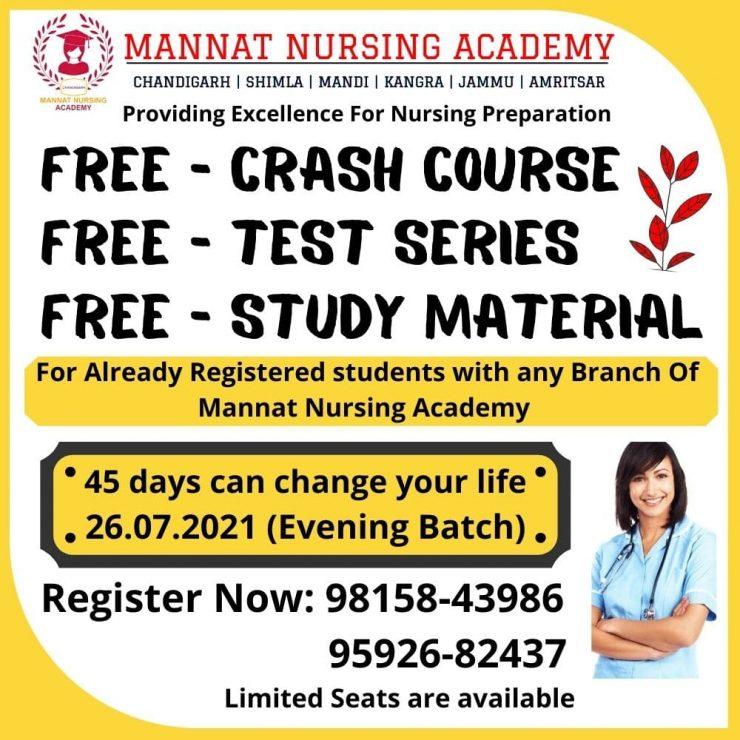 Mannat Nursing Academy
